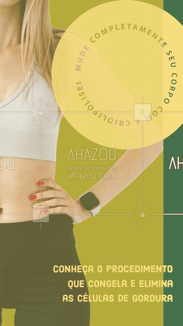Com apenas 15 dias da primeira sessão você já vê resultados! Marque uma conversa e tire todas suas dúvidas. #AhazouBeauty #esteticacorporal #estetica #esteticista #esteticaavancada #beleza #saúde