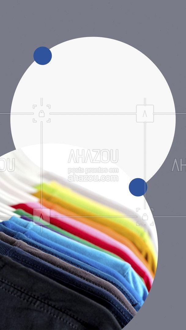 Difícil vai ser escolher apenas uma, venha conhecer nossa nova coleção de t-shirts. 👕 #AhazouFashion #modaparahomens #fashion #modamasculina #style #menswear #tshirt
