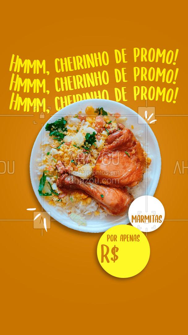 HMM, cheirinho de comida boa em promoção! 🤤Aproveite e faça a sua encomenda. #gastronomia #ahazoutaste #culinaria #foodie #aniversário