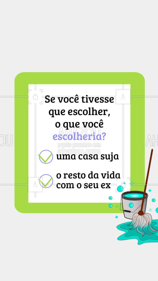Essa é difícil hein?! ??? #limpeza #faxina #AhazouServiços #serviços #decasa
