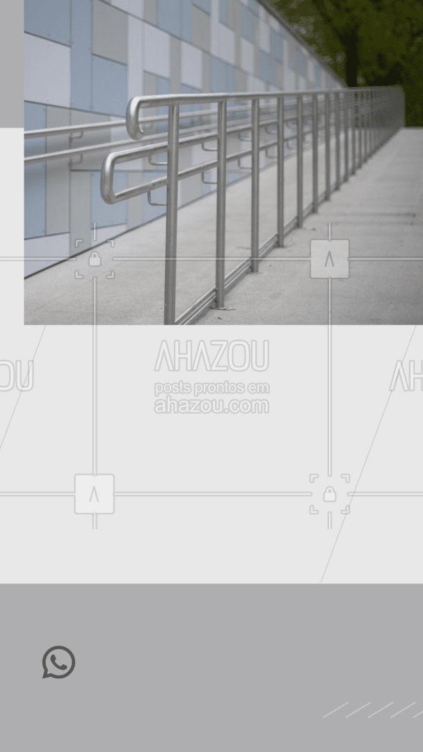 Aqui seu projeto vai garantir total segurança da integridade física de pessoas com mobilidade reduzida ou necessidades especiais! Entre em contato para saber mais! #arquitetura #arquiteto #projeto #AhazouDecora #AhazouArquitetura #acessibilidade #projetos