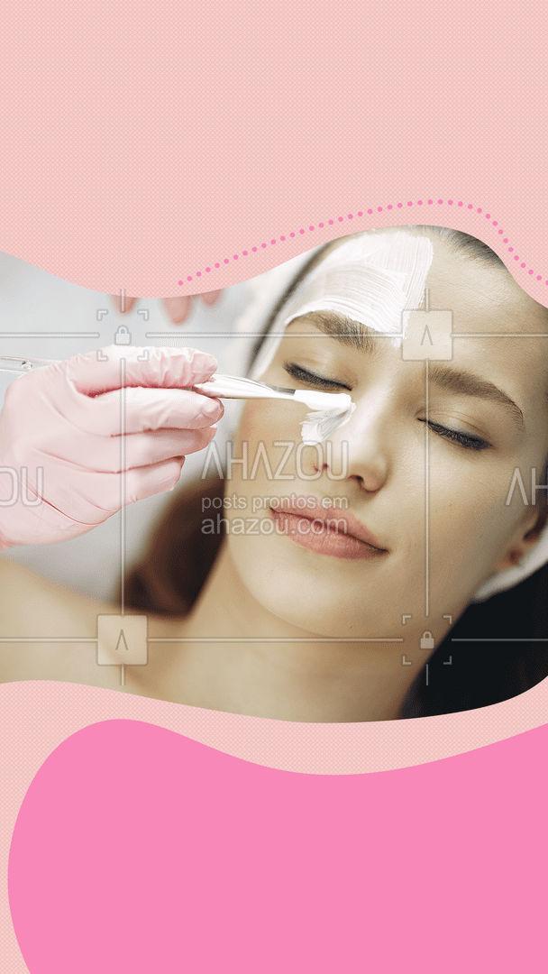 Tire um tempo para cuidar de si, faça uma limpeza de pele. Agende seu horário agora mesmo! 🥰 #AhazouBeauty #bemestar #esteticafacial #limpezadepele #saúde #beleza