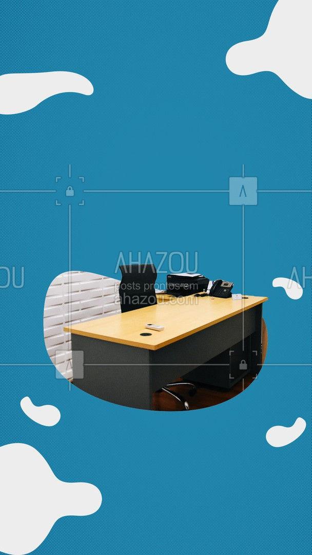 Este mês estamos com promoção nas mesas de escritório! Não fique de fora, aproveite! #AhazouPlanejados #mesa #ofertadomes #promocaomes  #moveissobmedida  #casaplanejada  #moveisplanejados  #móveisplanejados