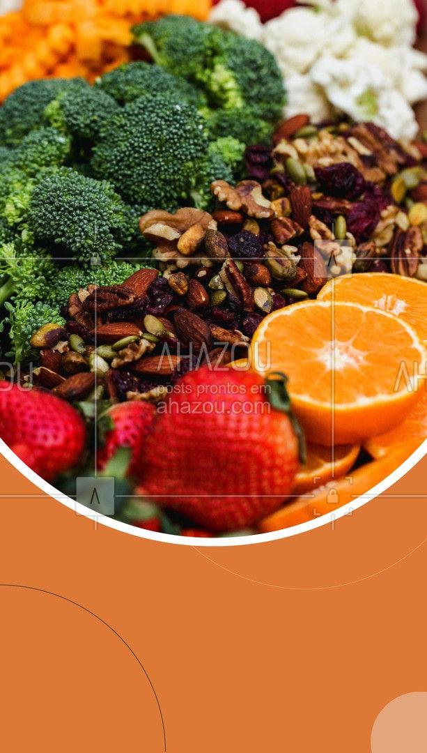 Sem tempo para ficar picando legumes e frutas? Conte com a gente! ? #ahazoutaste  #hortifruti #organic #qualidade #alimentacaosaudavel #vidasaudavel #mercearia #frutas #legumes #legumescortados