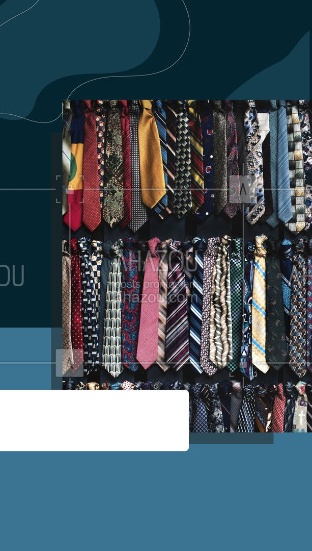 Faça seu estilo, escolha a sua gravata! ? #gravata #fashion #modaparahomens #ahazoufashion #gravatas #modamasculina #menswear