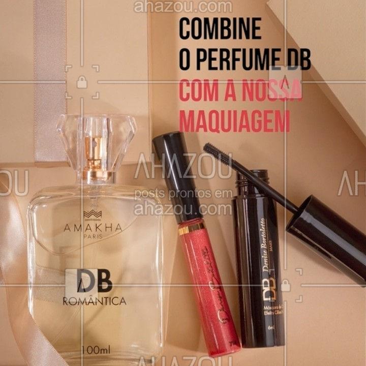 Combine os melhores presentes e surpreenda neste Natal com a Amakha Paris!⠀ ⠀ Presenteie com a fragrância DB, um perfume floral frutal que é muito marcante e cheio de personalidade.⠀ ⠀ #amakhaparis #amakha #amakhacosmeticos #beleza #brilho #tendencia #sofisticação #realce #glamour #estilo #natal #presente #amakhaoficial #perfume #DB #parfum #natalmaisfeliz #denisebortoletto #make #gloss #poder #ahazourevenda #ahazouamakha