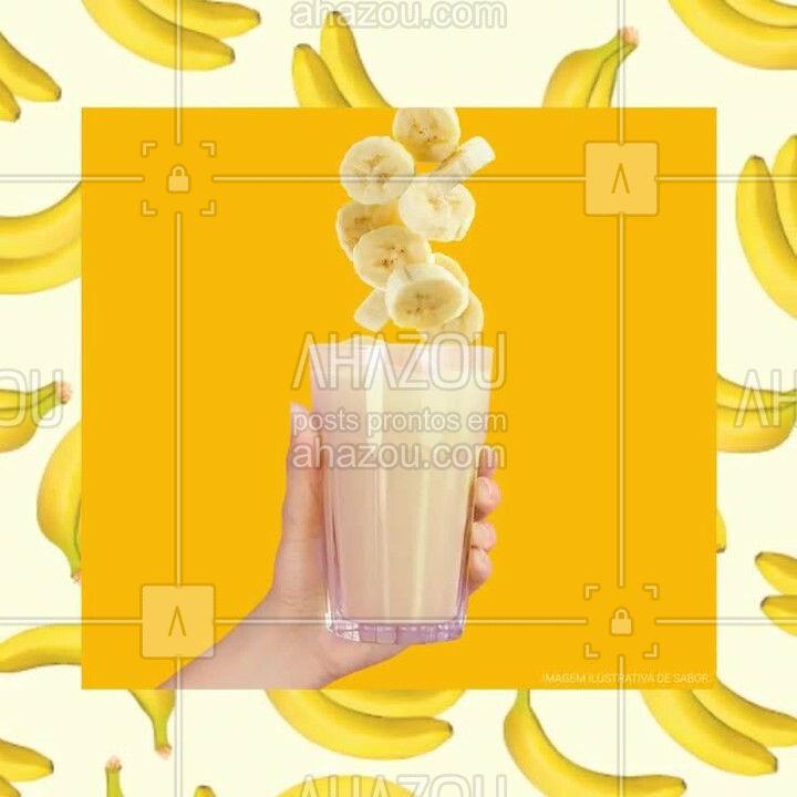 O Shake sabor Banana Caramelizada já é um sucesso! E além de todos os seus benefícios, ele ainda é uma delícia. E você, já provou? Conta para mim o que achou ? #shake #ahazouherbalife