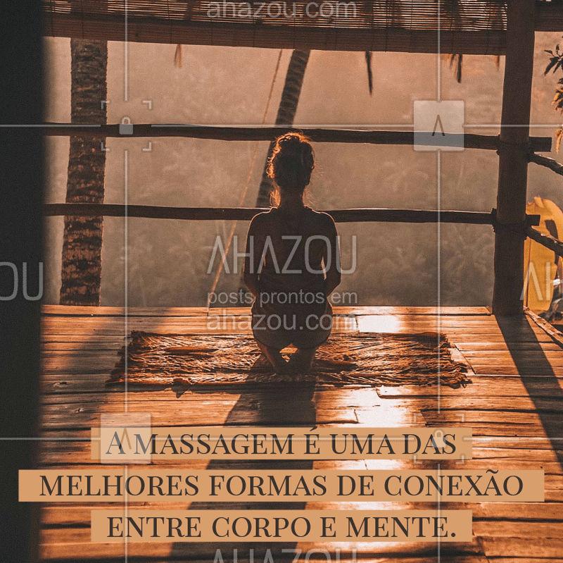 ✨❤️️? #massagem #massoterapia #ahazou #corpo #alma #corpoemente #frases