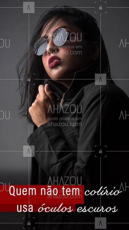 Passe na loja e confira nossas opções. Um modelo para cada personalidade. ? #moda #ahazoufashion #acessórios #óculos #fashion #verão