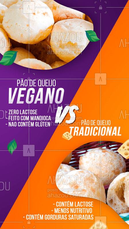 Alimentos veganos são sempre a opção mais saudável (além de deliciosos) ?  Que tal experimentar essa pão de queijo??  #vegano #alimentaçãosaudavel #pãodequeijo #ahazoutaste #bandbeauty