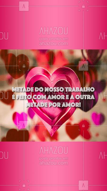 Quando você ama o que faz.. ❤️️ #cabelo #ahazou #salaodebeleza #cabeleireiro