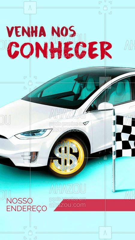 Vem conhecer nosso local de atendimento e bater um papo com a gente sobre o que você precisa no seu veículo. ?? #AhazouAuto #esteticaautomotiva #lavajato #automotiva #carros #endereço #localização #AhazouAuto