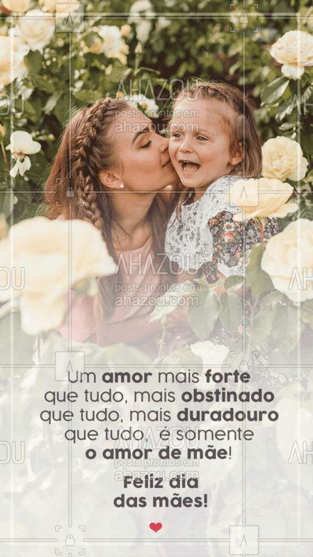 Que essa data especial seja comemorada com muito amor, desejamos a todas as mães um lindo dia! ❤ #mães #felizdiadasmães #frases #diadelas #ahazou #bandbeauty #diaespecial #amordemãe #gratidão #ahazou