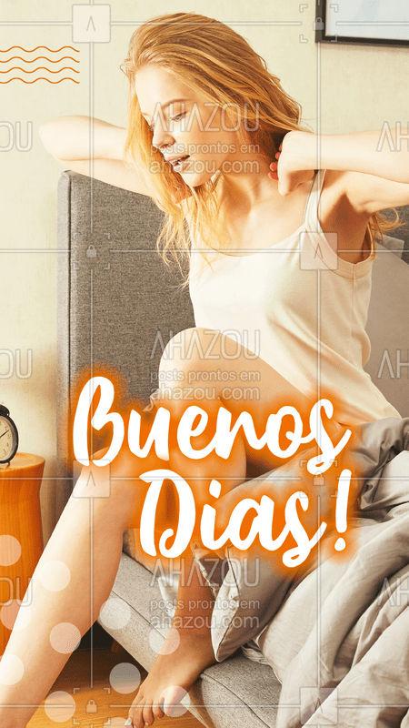Já sabe dar Bom dia em Espanhol? Então aprenda essa e outras expressões pra mandar bem no espanhol! #BomDia #AhazouEdu #Espanhol