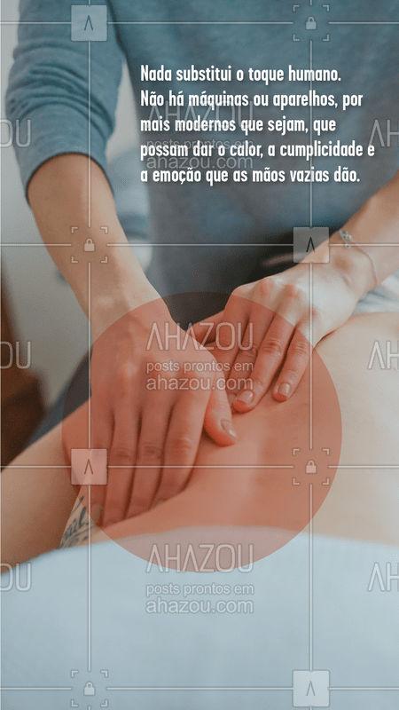 Só quem conhece sabe! ? #massagem #ahazou #massoterapia