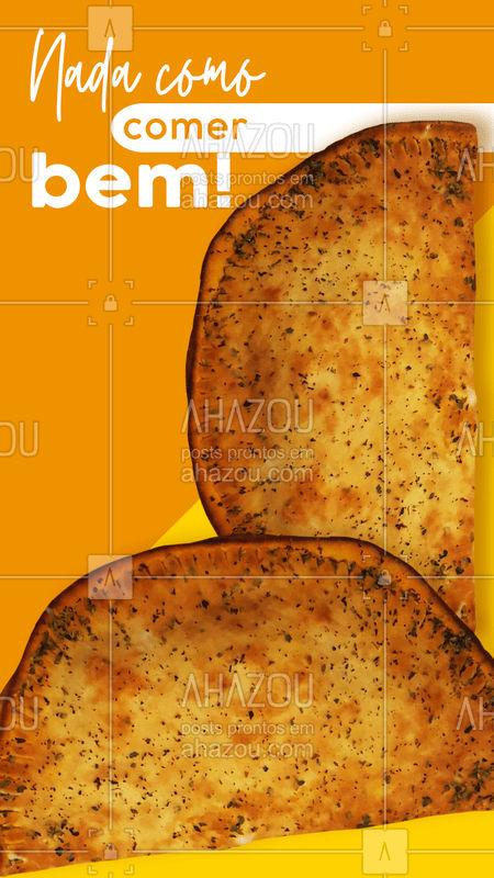 Quer espantar aquele mau humor ?? Então, venha experimentar nossos novos sabores de Calzone e acabe com quem está deixando seu dia para baixo! ? #calzone #sabores#ahazoutaste #delícia #gastronomia #fome #eat #ahazoutaste