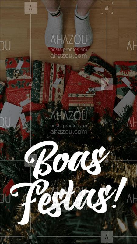 Desejamos que os próximos dias sejam repletos de amor e alegria!  ??  #podologia  #fimdeano  #natal  #autocuidado