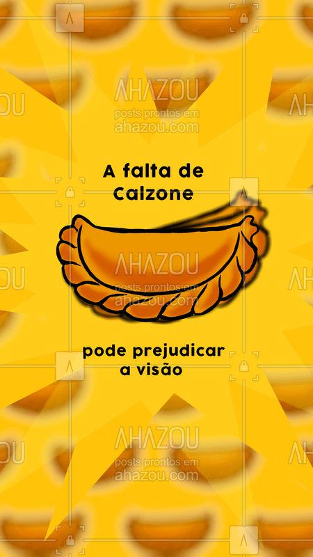 Não conseguiu enxergar a foto do post ??! Então, sua visão pede Calzone. ? Não perca tempo e venha experimentar nossos novos sabores, temos para todos os gostos salgados e doces! #calzone #sabores #delícia #ahazoutaste #gastronomia #fome #salgado #doce #eat #ahazoutaste
