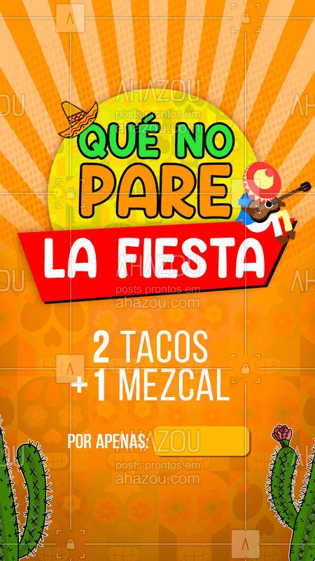 Já deu a hora do happy hour? #comidamexicana  #mexico  #gastronomia  #mexicano  #mexican #ahazou