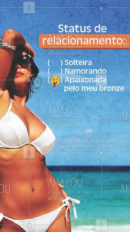 Quem também ama ficar bronzeada? ? #bronze #ahazou #bronzeamento #esteticacorporal