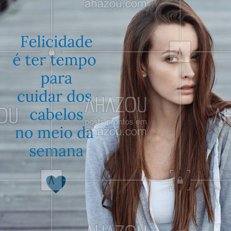 Quem aí ama? ? #cabelo #ahazou #cabeleireiro