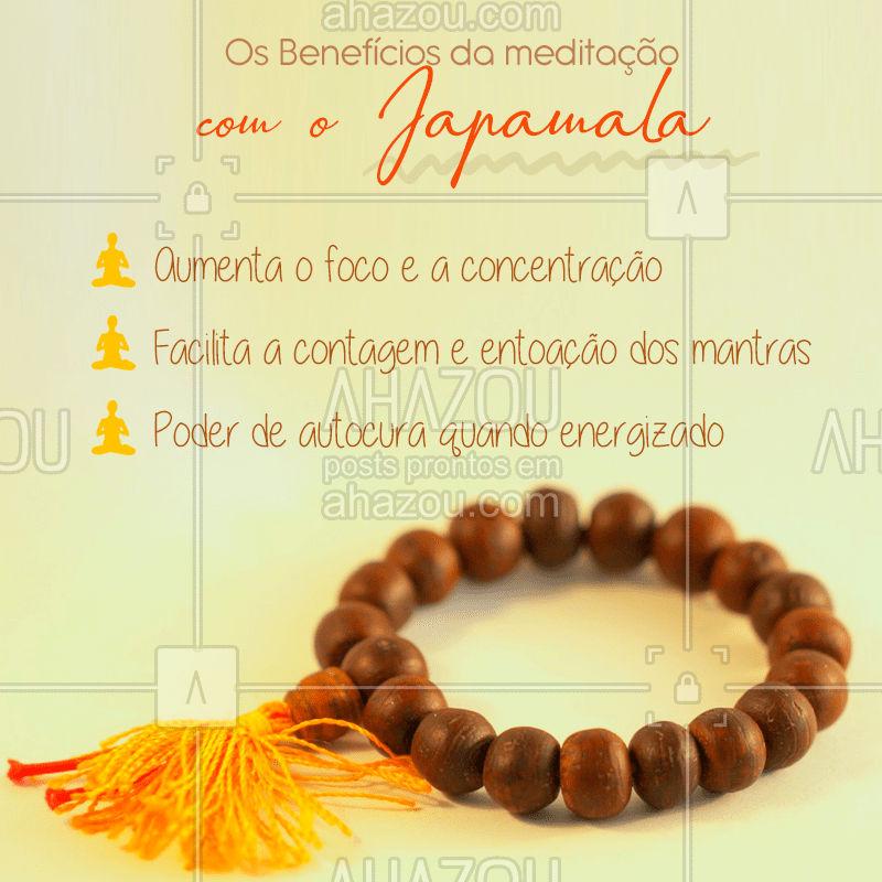 Alguns dos benefícios do Japamala, nosso canal de conexão material.? #Budismo #Japamala #Fé #Mantras #Meditação #Conexão #DespertarDivino #DespertarEspiritual #Yogi #FolosofiadeVida #ConexãoPoderosa #AhazouSaude #AhazouFé #AhazouSaude