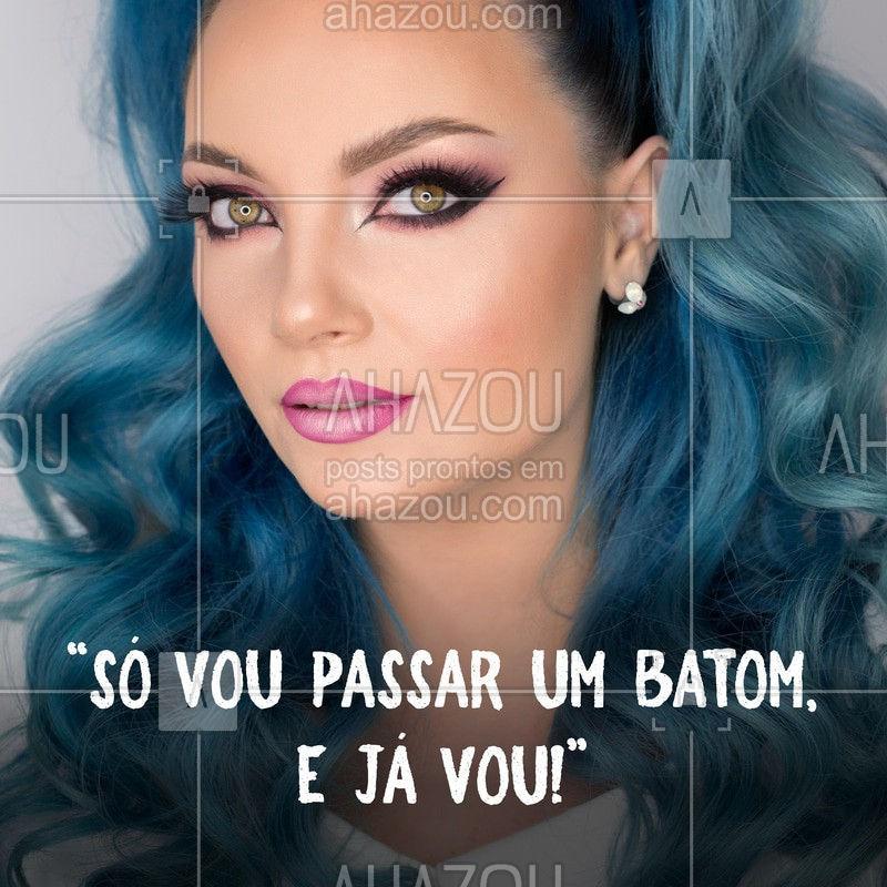 Dia do: Nem vou me arrumar, vou super básica! #1deabril #ahasou #basiquinha