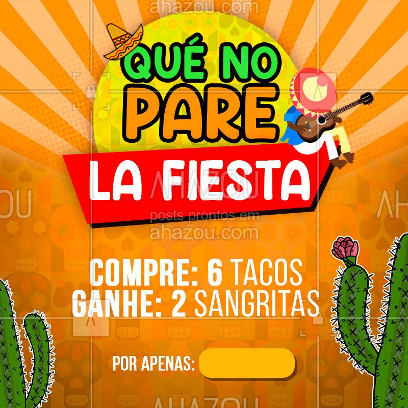 Tem date hoje? ?️?? #comidamexicana  #mexico  #gastronomia  #mexicano  #mexican #ahazou