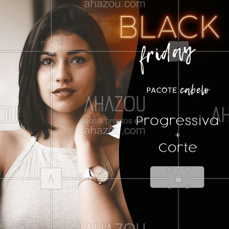 Venha aproveitar o desconto da Black Friday!  #blackfriday #ahazou #promocao #mulher #beleza