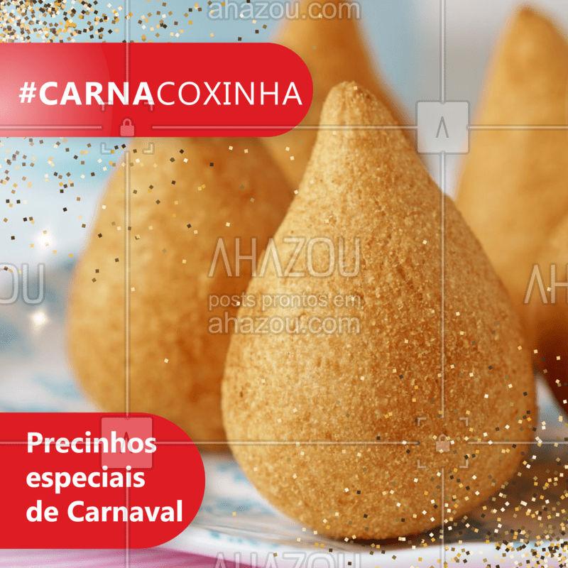 Vem curtir o Carnaval do melhor jeito: com promoção! ?? #promoçao #ahazou