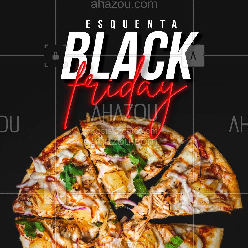 A Black Friday vem aí... Mas já tem promoção especial de Black Friday pra gente esquentar até lá ? Corre pra aproveitar! #blackfriday #ahazoutaste #promoçao #promocional