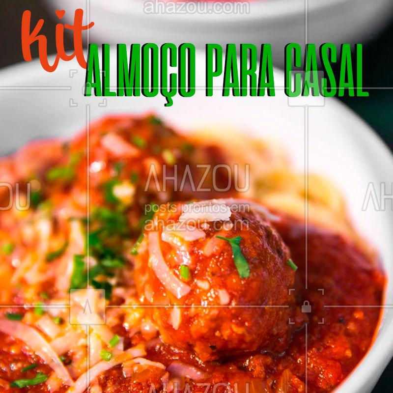 Está sem tempo para cozinhar e ter uma refeição saborosa? Temos a solução para você, refeição para dois entregue na sua casa! #delivery #refeiçãosaudável #ifood #ahazoutaste