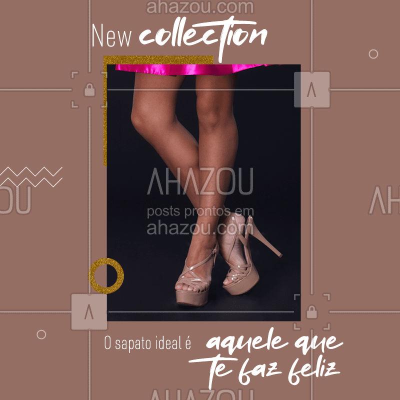 Aqui a nosso trabalho é te fazer se sentir bem consigo mesmo, todas nossas roupas e acessórios, são pensados para você liberar tudo de lindo que à em você! #ahazou #ahazoumoda #ahazoufashion #newcollection #serbonitoéservocêmesmo