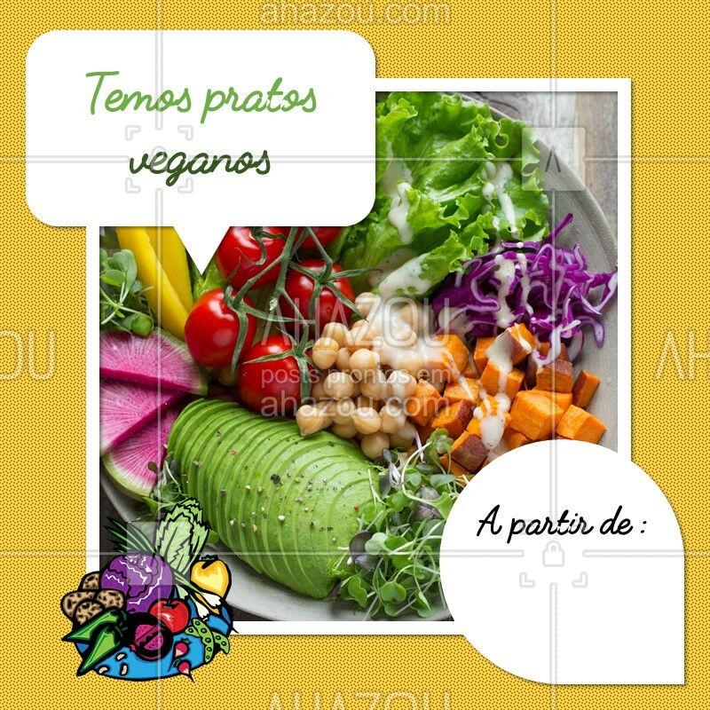Fique por dentro das opções deliciosas do nosso cardápio! <3 #ahazoutaste  #foodlovers