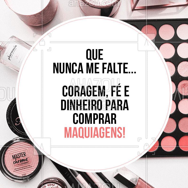 Amooo! ?? #maquiagem #ahazou #make