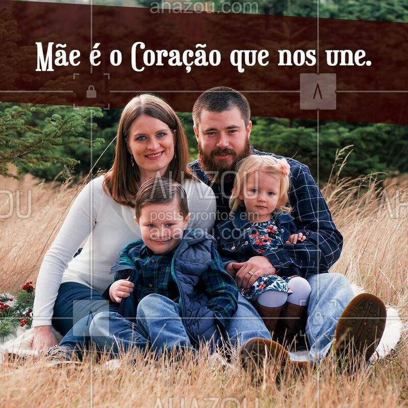Mãe é mãe neh?! Família reunida para homenagear aquela que tem um coração enorme. #mãe #felizdiadasmães #ahazou #diadasmães