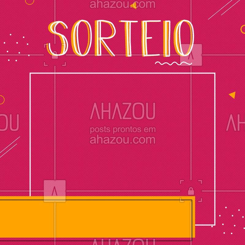 ALERTA DE SORTEIO ⚠⚠ FOTO OFICIAL ?  . Que tal ganhar:  #sorteio #roupas #loja #feminino #moda #look #ahazou #follow