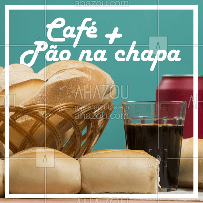 Comece bem o seu dia, com o café da manhã mais brasileiro que existe! #cafe #ahazou #ahazoucafe