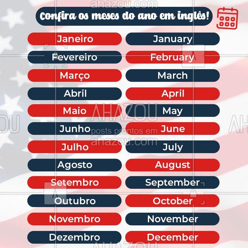 Para anotar e não esquecer! #englishtips #dicasdeingles  #ahazou  #ahazoueducacao  #linguas  #cursodelinguas #english  #ingles
