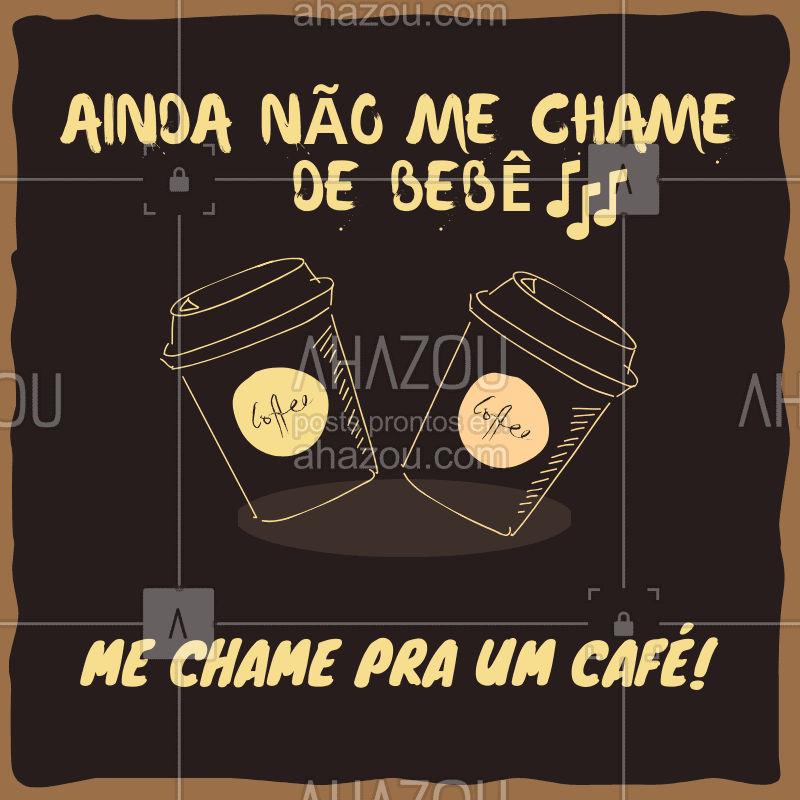 Aí sim, pode me chamar! ? #comida #gastronomia #ahazoutaste #café