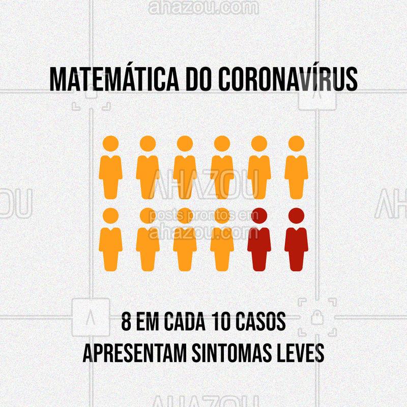 ⚠ Isso não significa que não devemos tomar cuidado. Esses dados são importantes para não entrarmos em pânico.   Fonte: https://www.youtube.com/watch?v=G1LoovRQQS4&feature=youtu.be  #saude #covid-19 #corona #coronavirus #ahazousaude