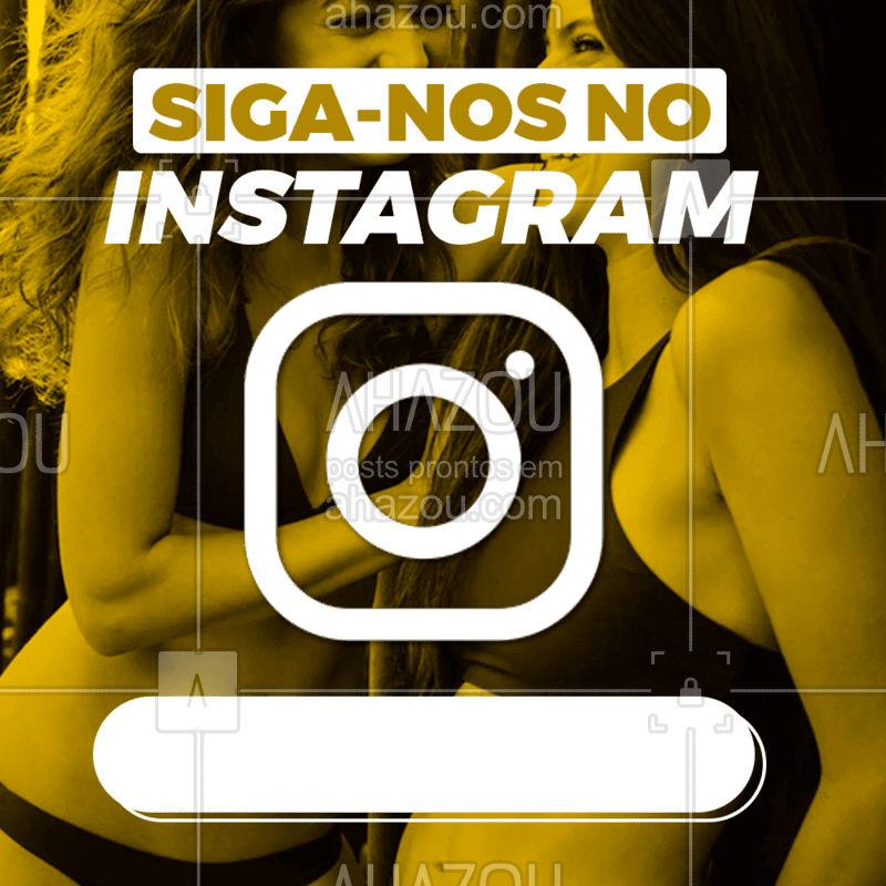 Nos siga no instagram e confira nossas novidades! #ahazou #moda #roupas #novidade