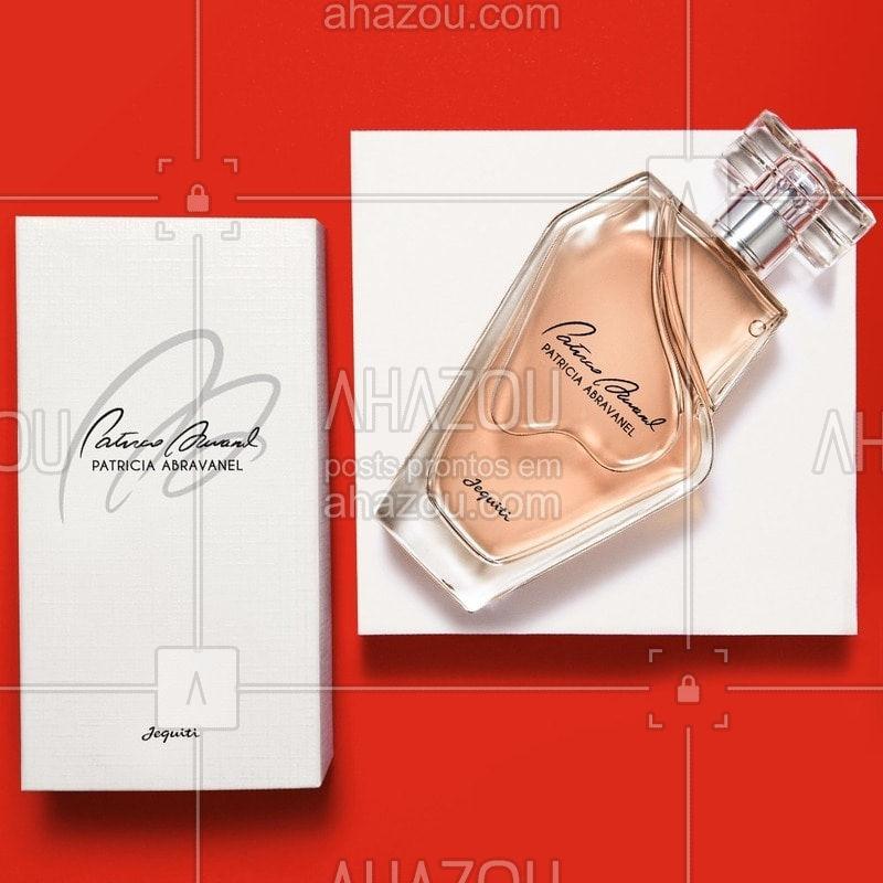 Essa fragrância super marcante é um sucesso de vendas. Garanta já a sua! #jequiti #ahazoujequiti #perfume