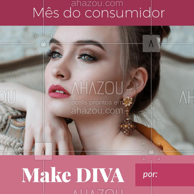 Olha só o desconto incrível que separei para vocês! ? Aproveite esta promoção especial para brilhar ainda mais! ✨✨ #maquiagem #makeup #ahazou #promocao #mesdoconsumidor