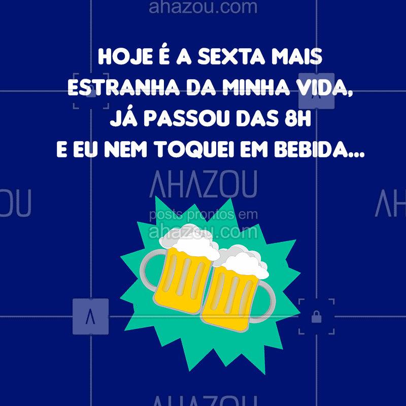 Opa, vamos resolver isso agora! Chama os amigos e corre pra cá! #bar #ahazou #henriqueejuliano