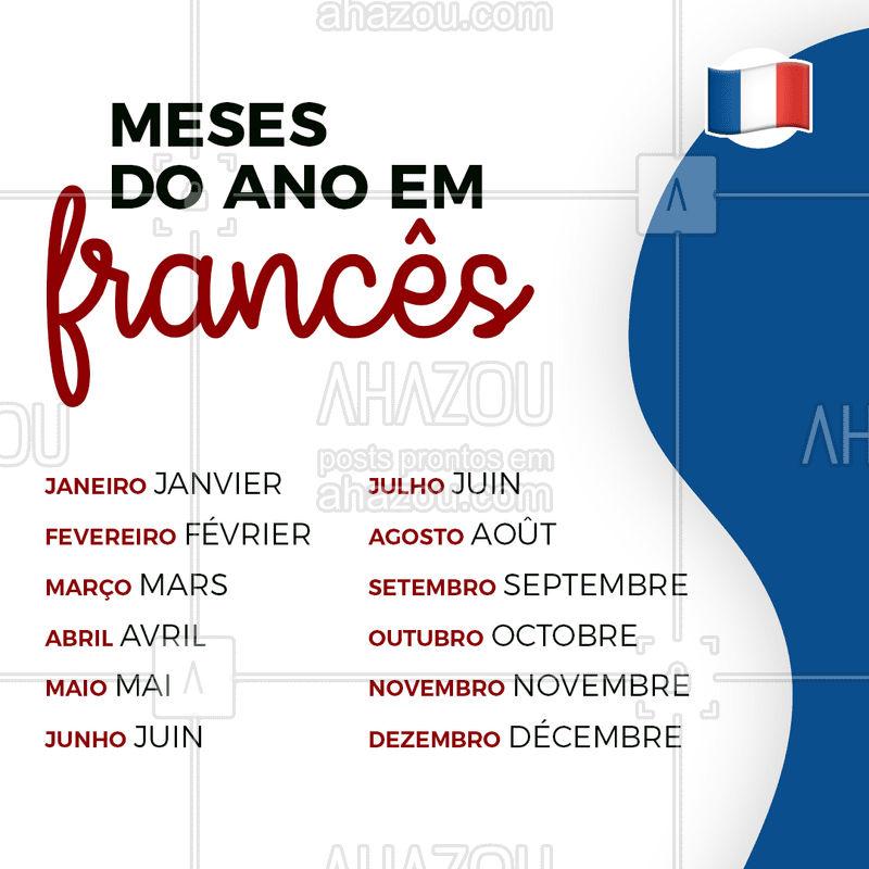 O modo de escrever pode não ser tão diferente do português, mas é importante ficar de olho na acentuação na hora de pronunciar.  #frances #dicasdefrances  #ahazou  #ahazoueducacao  #linguas  #cursodelinguas