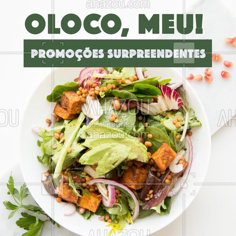Não vai perder nossas promos né? ? Se vira nos trinta e venha logo se deliciar! #gastronomia #ahazoutaste #promoçao