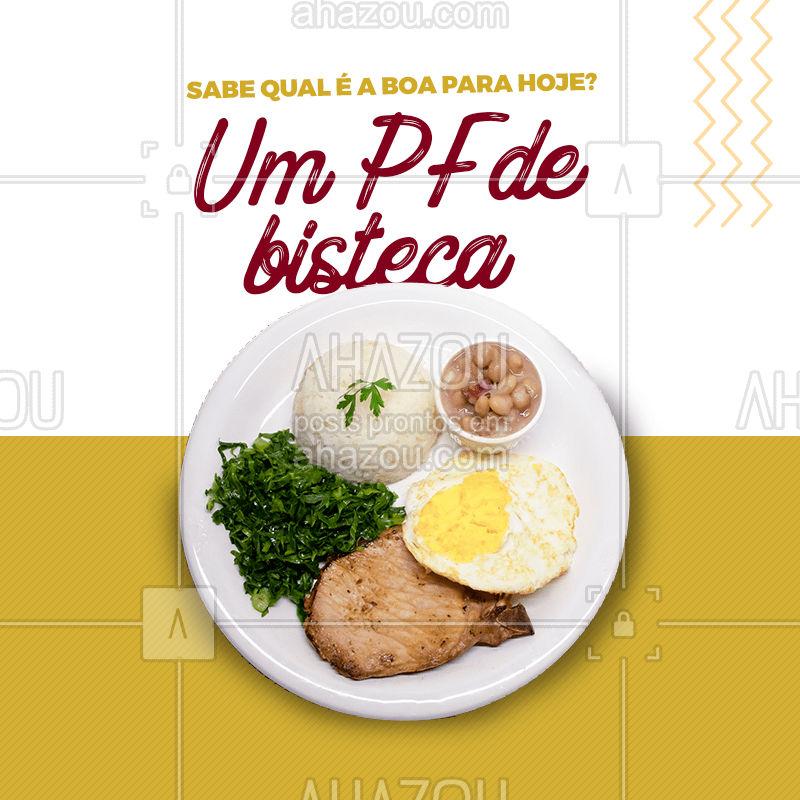 Hummm! É impossível resistir a essa delicia não é mesmo? Então entre em contato e peça já o seu! #restaurante #alacarte #foodlovers #ahazoutaste #selfservice #pratofeito #pfdebisteca