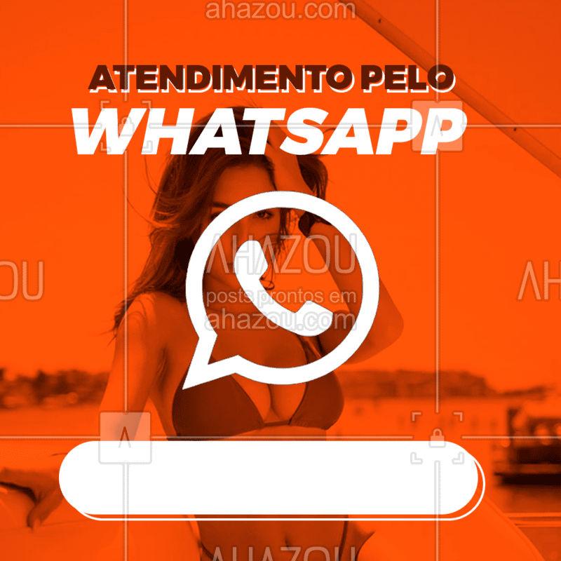Nos chame no whatsapp e confira nossas novidades! #ahazou #moda #roupas #novidade #whatsapp