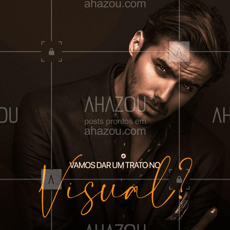 Vamos te deixar com um visual de respeito. ?  #AhazouBeauty  #barba #barbeiro #estilo  #man